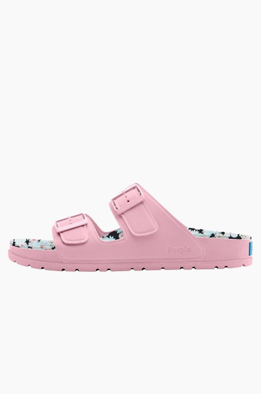PEOPLEFOOTWEAR The Lennon Thunder Sundae Pink/Froral