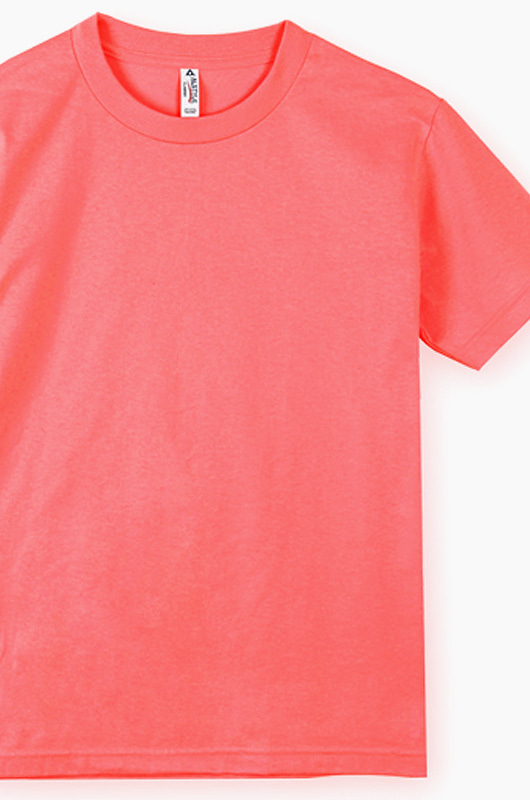 AAA Basic S/S Coral (1301)