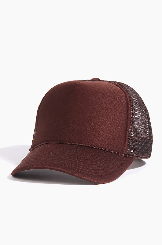 OTTO CAP  Mesh Cap Brown