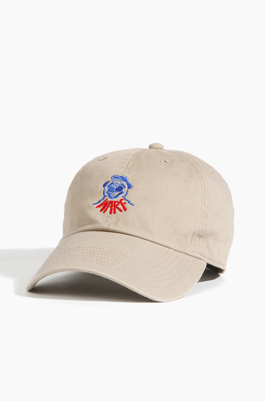 Warf Dog Club Cap Khaki
