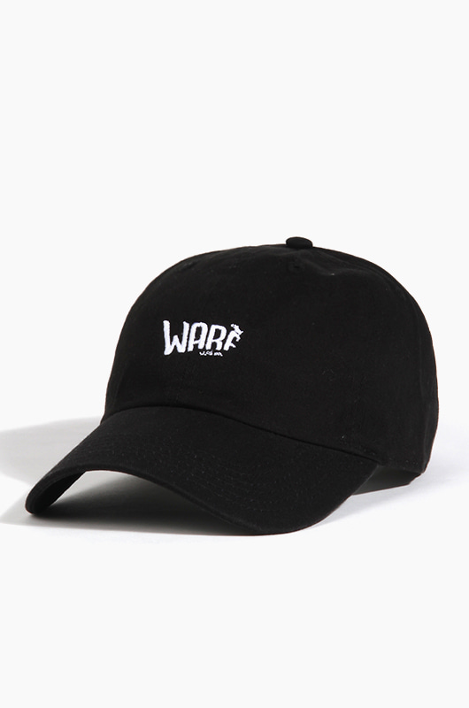 Warf Mfg Logo Cap Black