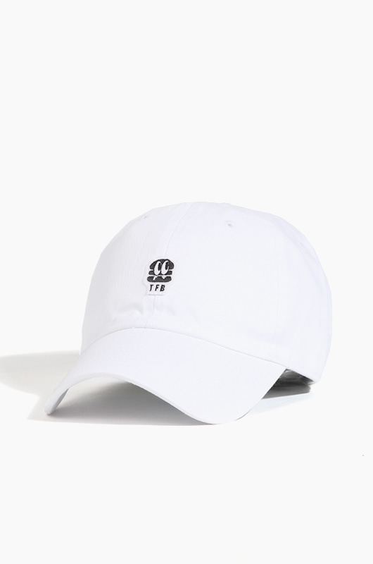 THE FAMOUS BURGER TFB X GOODNATION Ballcap White