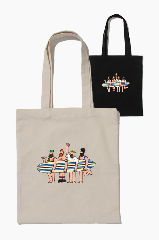JEONHWANGIL (전황일) The Beach Boys Eco Bag