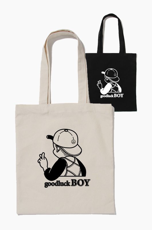 AYOB PROJECT Goodluck Boy Eco Bag