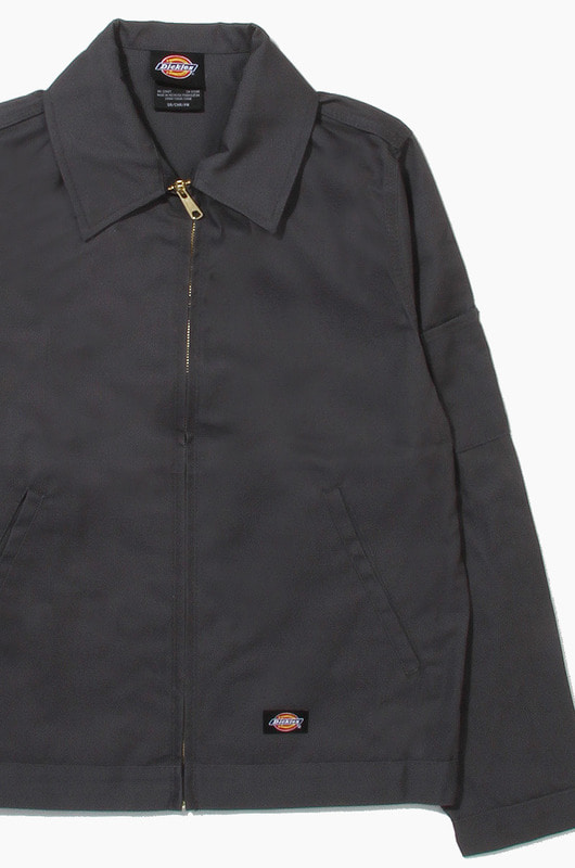 DICKIES JT75 Work Jacket Charcoal