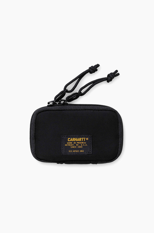 CARHARTT-WIP Military Wallet Small Black