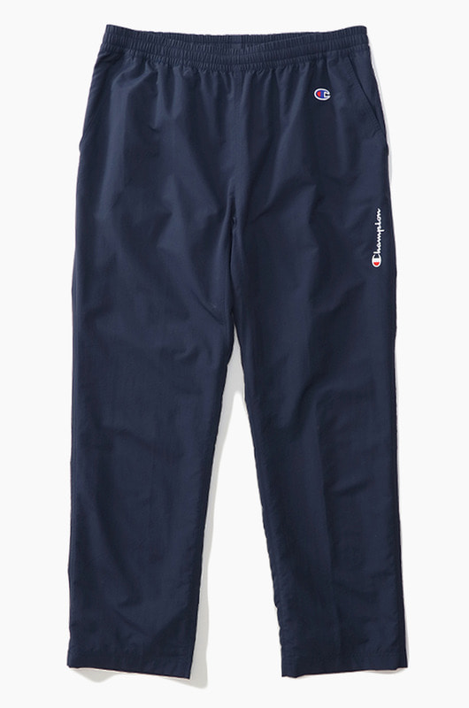 CHAMPION (JAPAN) Nylon Long Pants(C3-M208) Navy