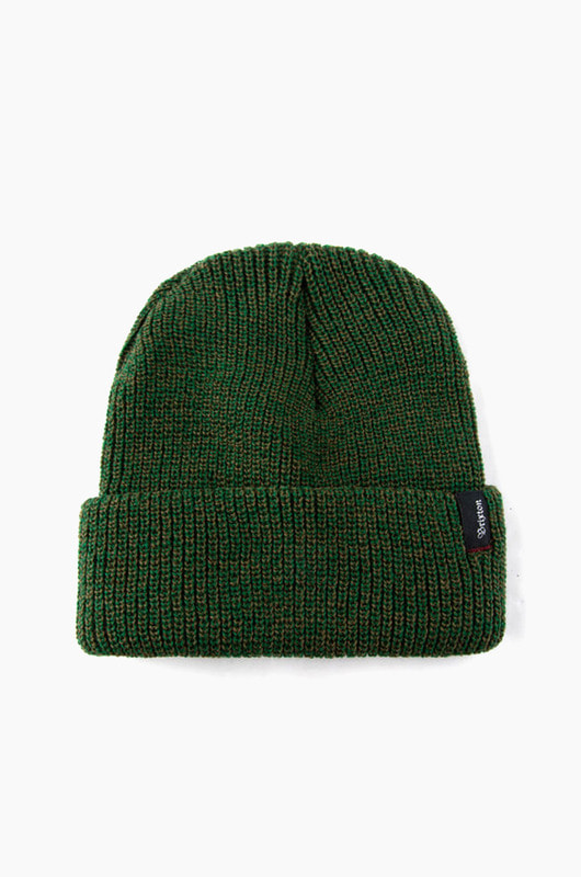 BRIXTON Heist Beanie Hunter Green