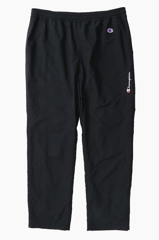 CHAMPION (JAPAN) Nylon Long Pants(C3-M208) Black