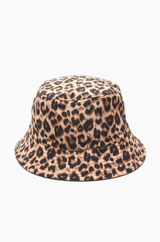 TNP Reversible Leopard Bucket Yellow
