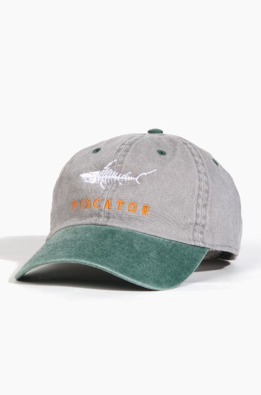 PISCATOR GWS Two Tone Cap Green