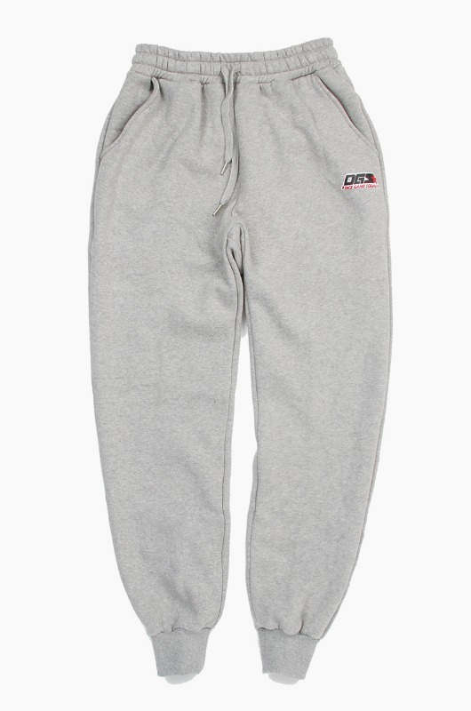 DGS Dgs Small Logo Sweat Pants Grey
