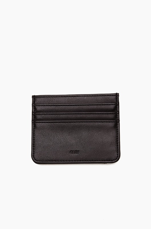 OBEY Gentry Jumble ID Wallet Black