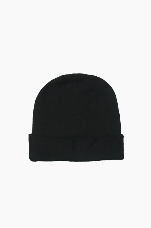 RABBIT SKINS Baby Beanie Black