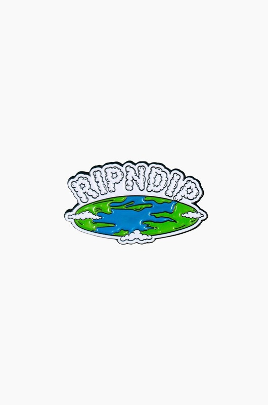 RIPNDIP Flat Earth Pin