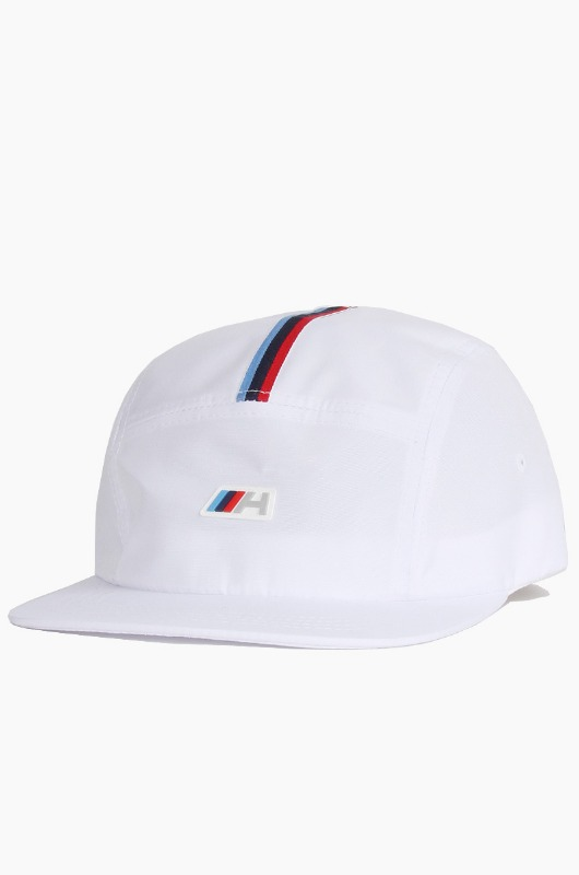 HARDHITTERS Multi Color Cap White