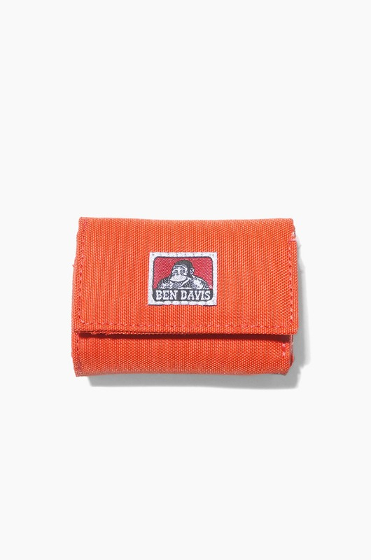 BENDAVIS (JAPAN) BDW-9312 Mini Wallet Orange