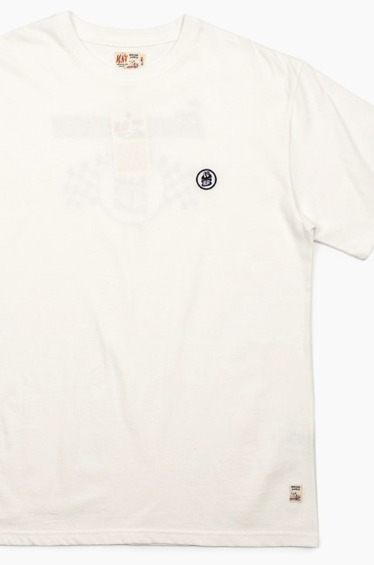 THE FAMOUS BURGER TFB X M.NII S/S White