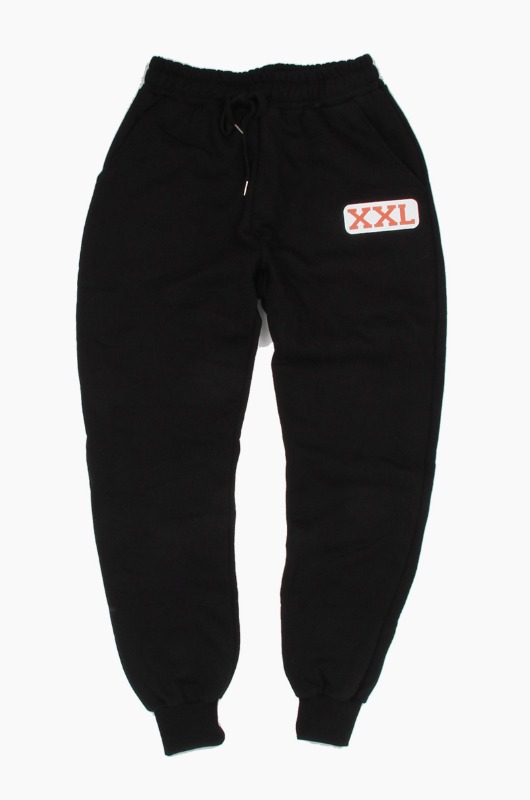 MAD PRIDE POSSE Team MP Pants Street Culture Madness Black
