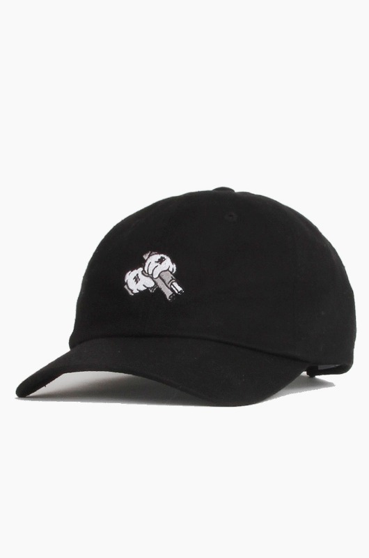 HARDHITTERS Handgun Ball Cap Black