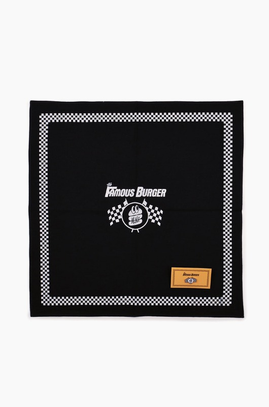 THE FAMOUS BURGER TFB X M.NII Bandana