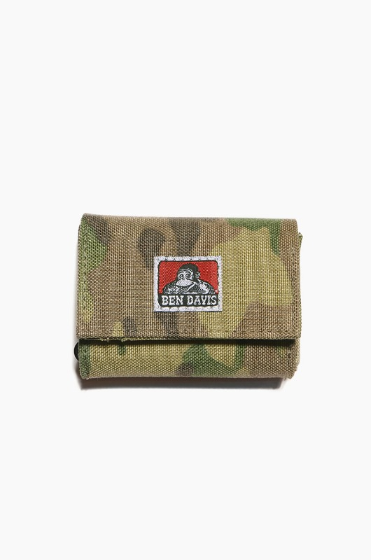 BENDAVIS (JAPAN) BDW-9312 Mini Wallet Camo