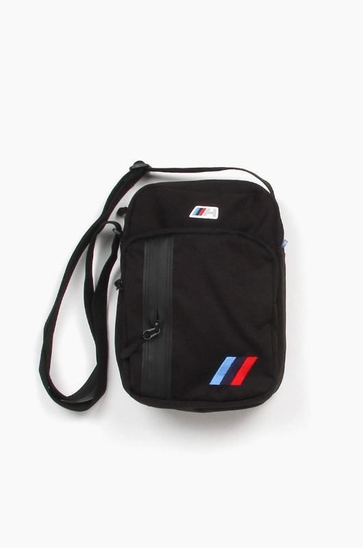 HARDHITTERS Multi Color Corner Bag Black