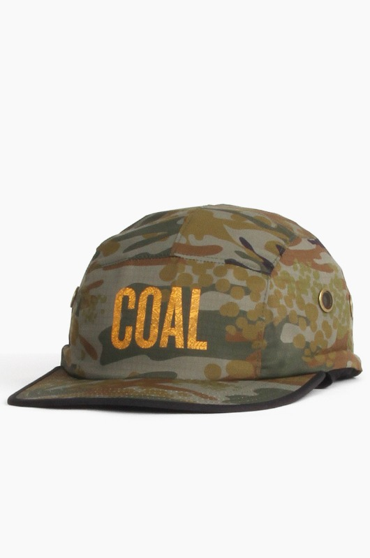 COAL The Lawrence Cap Camo