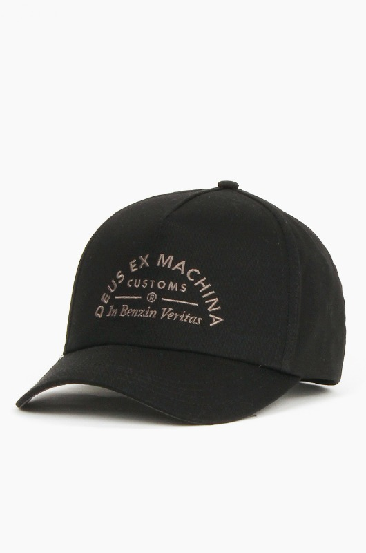 DEUS Benzin Trucker Black