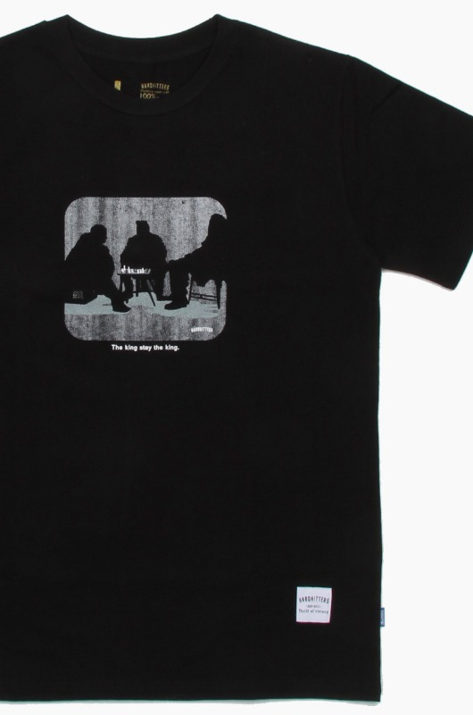 HARDHITTERS The Wire S/S Black