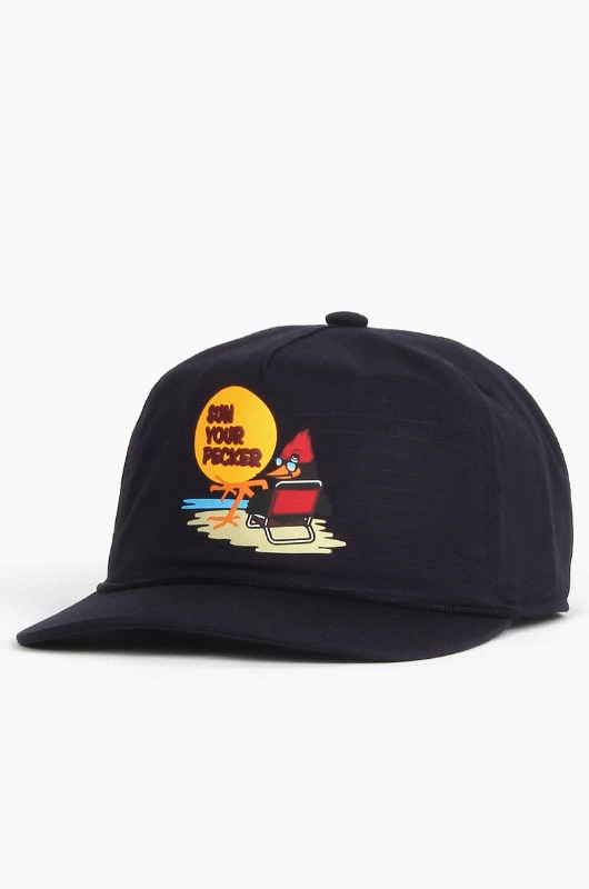 COAL The Field Cap Navy