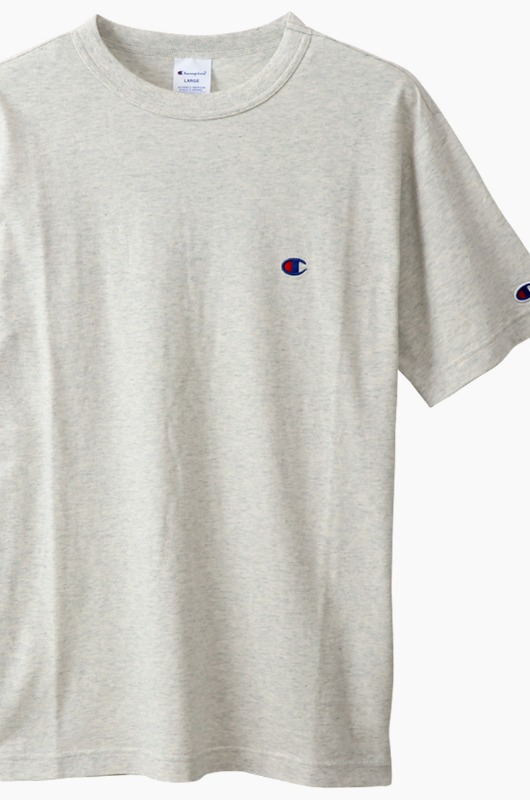 CHAMPION (JAPAN) Basic T-Shirt (C3-H359) Ash