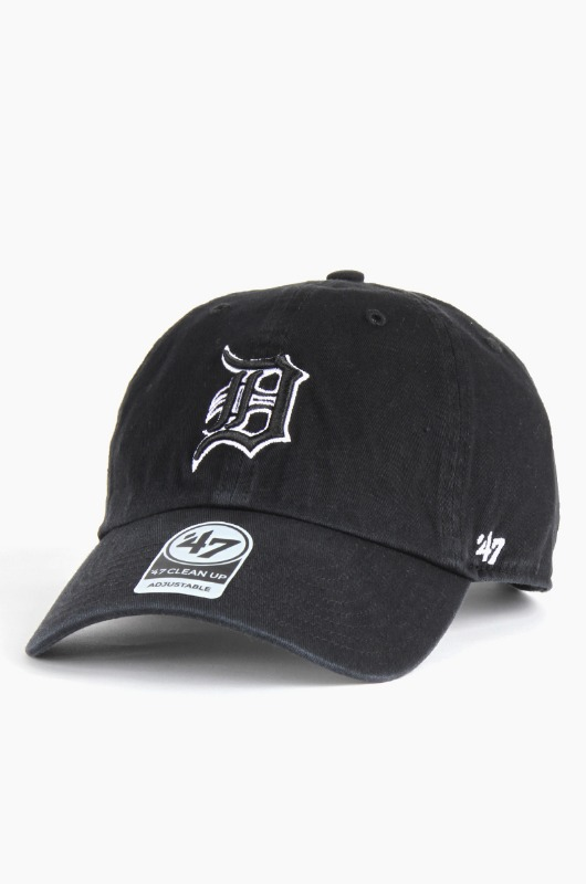 47BRAND MLB Clean Up Tigers(Black)