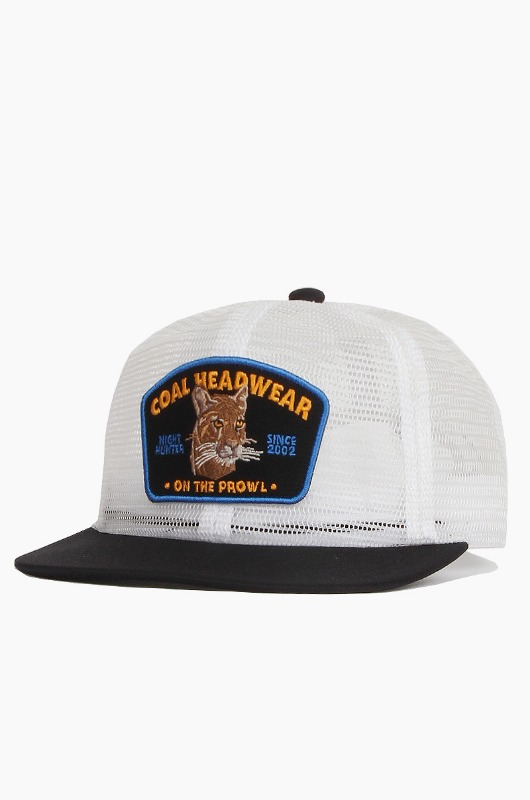 COAL The Everson Cap White