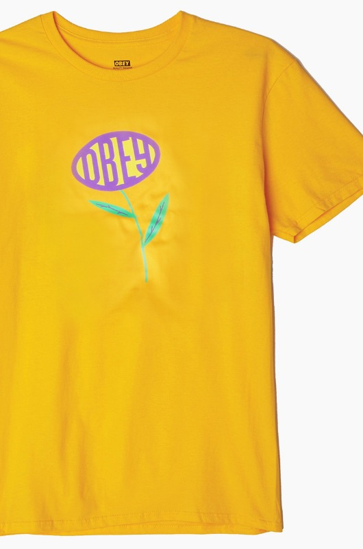 OBEY Lily S/S Gold