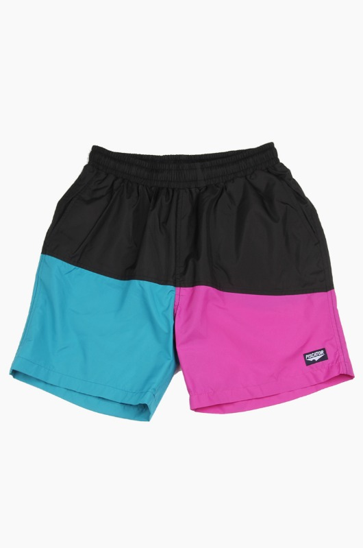 PISCATOR Pacific Shorts Black