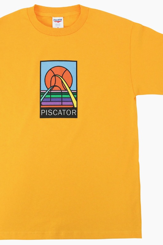 PISCATOR Basketball S/S Gold