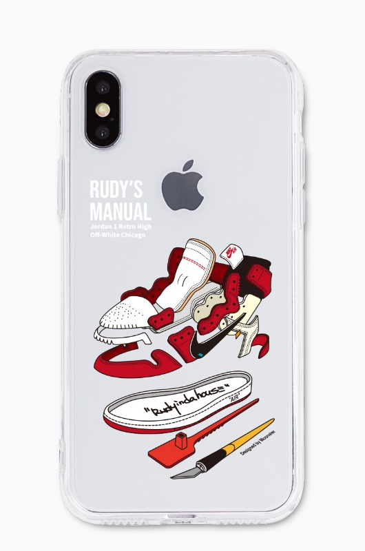 RUDYINDAHOUSE Rudy's Manual Phone case #1