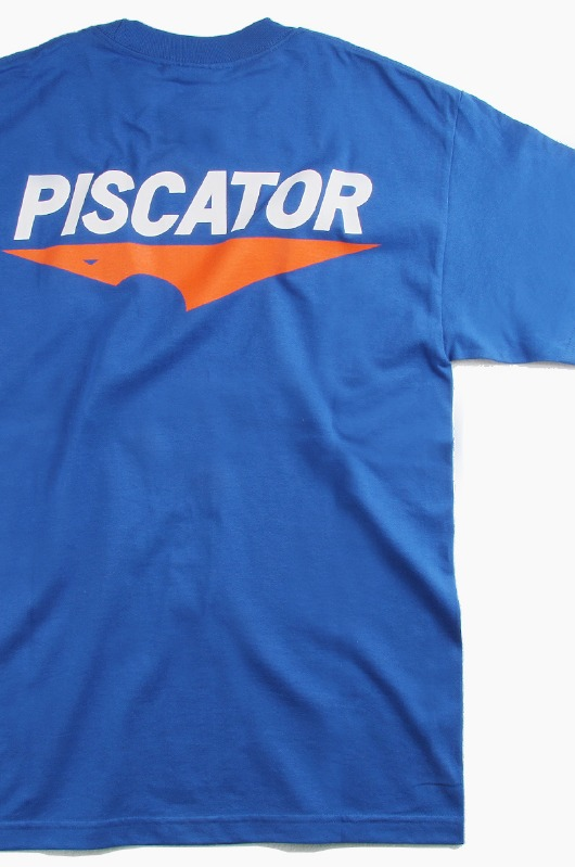 PISCATOR 19 Core Logo s/s R.Blue