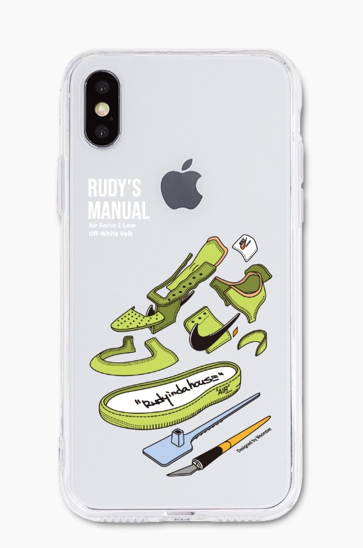 RUDYINDAHOUSE Rudy's Manual Phone case #3