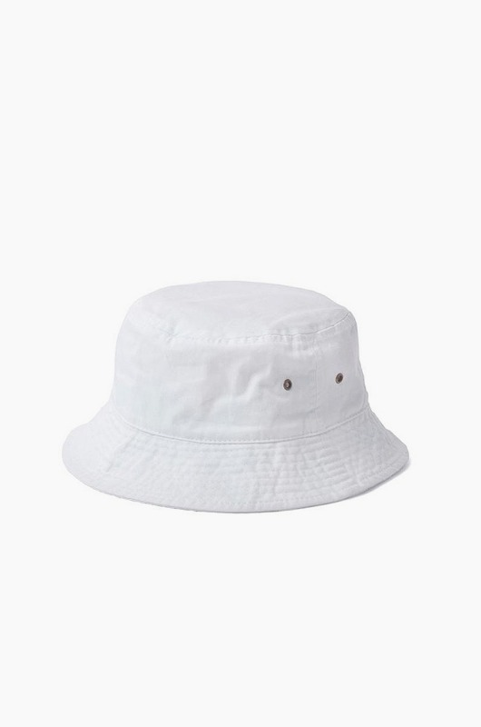 NEWHATTAN Kids Bucket White