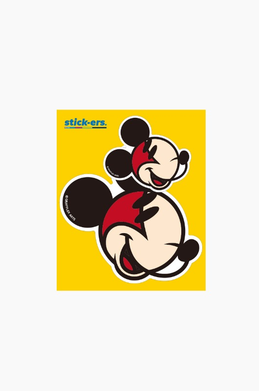 FRESHCUT Mickey Mouse Sticker Medium