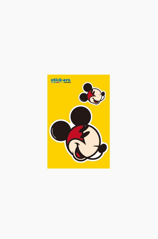 FRESHCUT Mickey Mouse Sticker Small