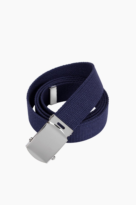 ROTHCO Military Web Belt Navy