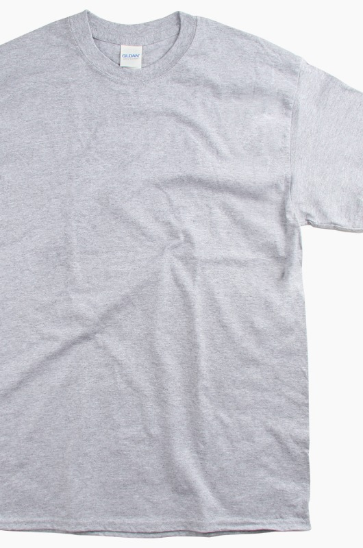 GILDAN 2000 Basic s/s H.Grey