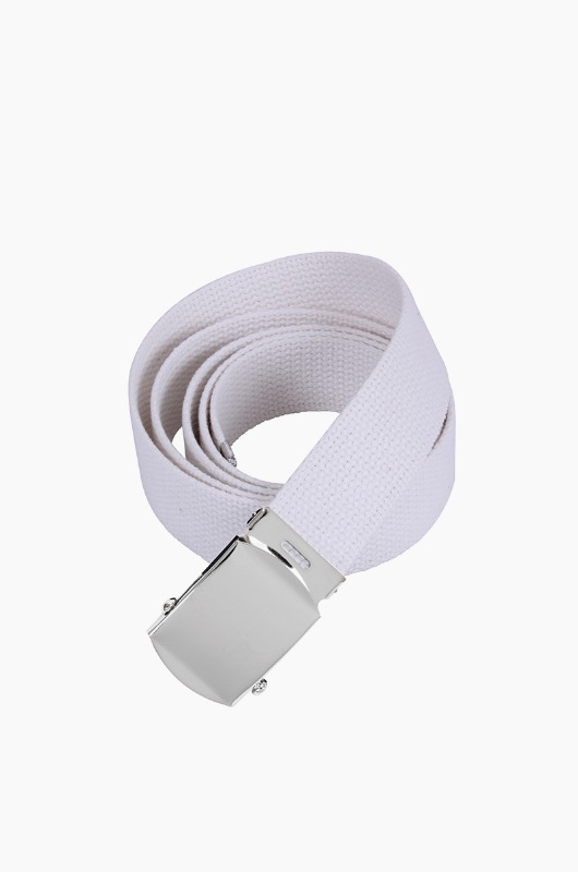 ROTHCO Military Web Belt White