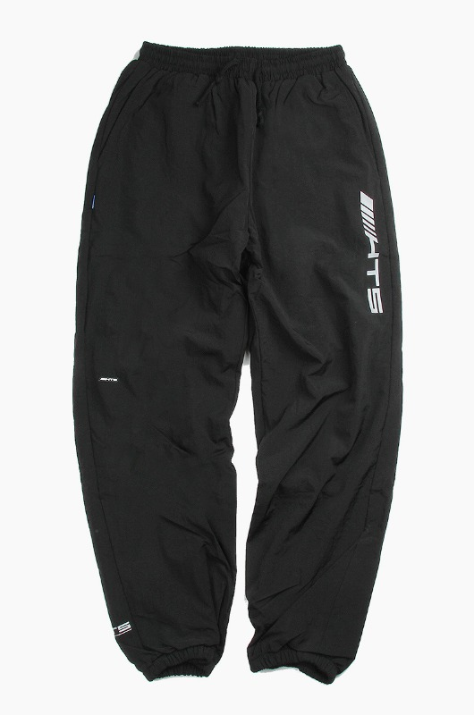 HARDHITTERS Nylon Track Pants Black