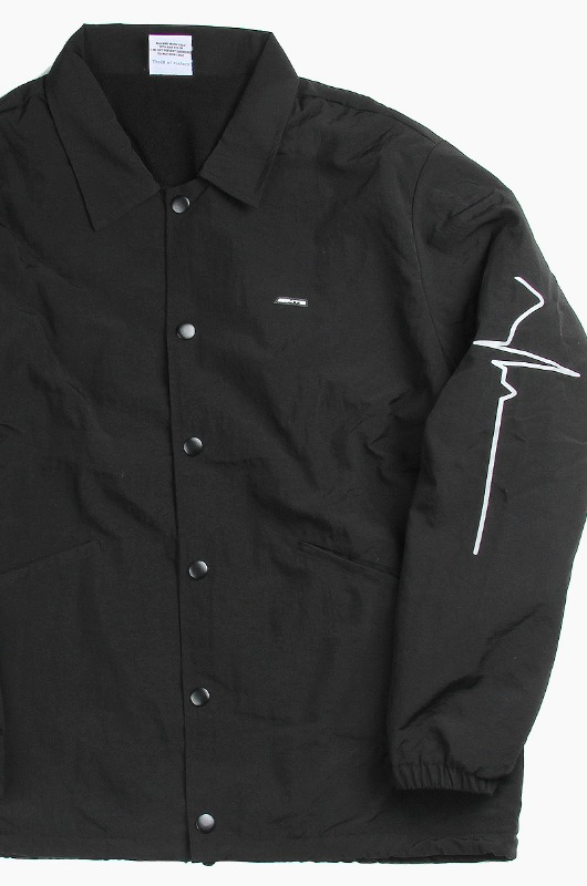 HARDHITTERS HTS Reflective Coach Jacket Black