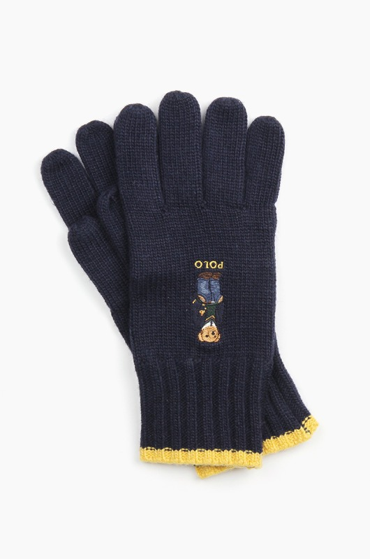 POLO Andrew Bear Glove Navy