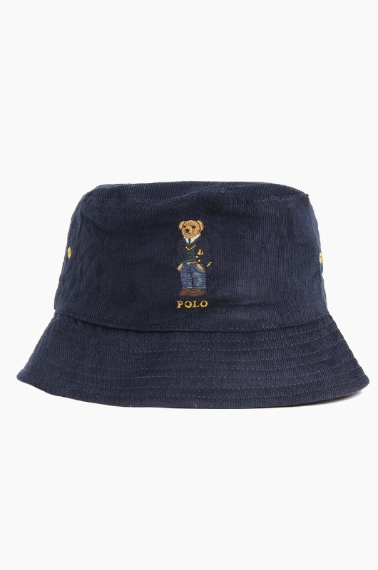 POLO Andrew Bear Bucket Navy/Wine